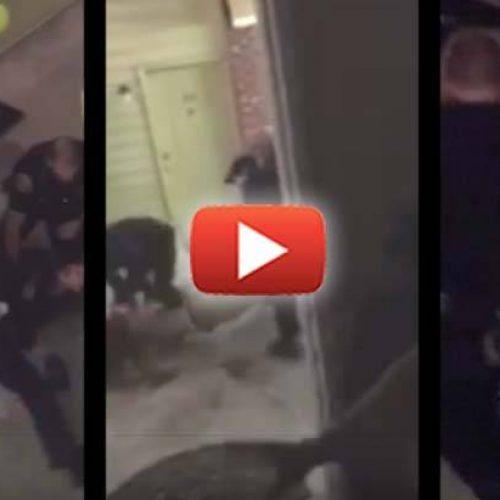 WATCH: Multiple Videos Show Shockingly Violent Arrest of UA Students Over a Noise Complaint