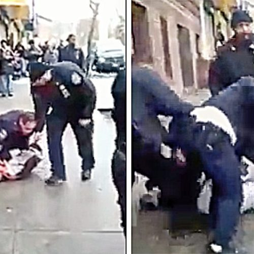 WATCH: NYPD Forced To Pay $614,500 After Pepper Spraying Witness For Recording Police Brutality