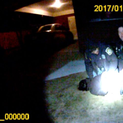 Body Cam Video: Encounter with Georgia Police Turns Deadly