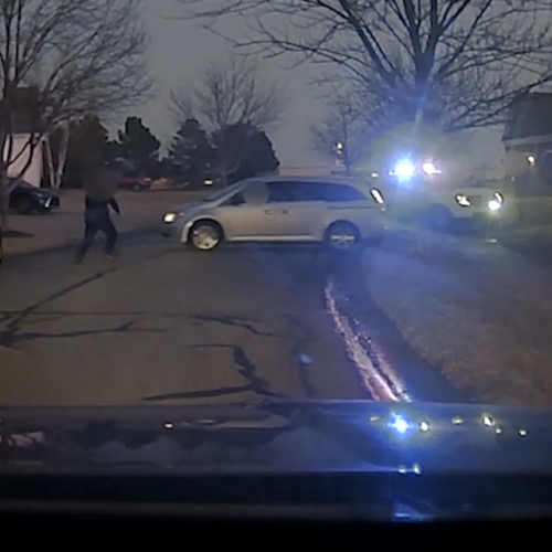 WATCH: Dashcam Video of Kansas Police Fatal Shooting of 17 Year Old Boy Released