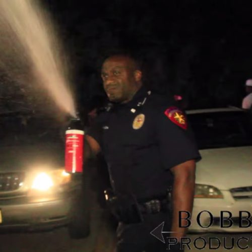 WATCH: Texas Police Officer Pepper Sprays College Student For Filming Him