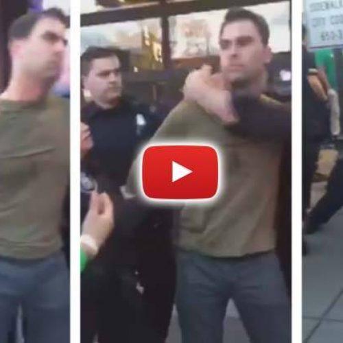 WATCH: Video Shows Cops Violently Arrest Compliant Man