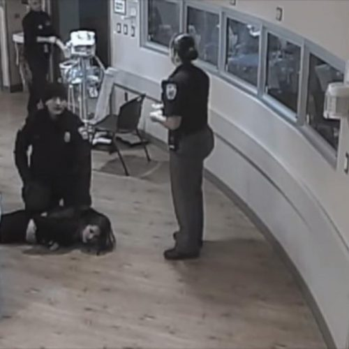 WATCH: Colorado Cop Slams Teen's Face To The Ground & Knocks Her Teeth Out