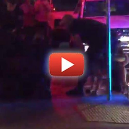 "WATCH: Horrifying Video Shows Cops Tell K9 ""Good Boy"" as they Let Him Maul a Handcuffed Man"