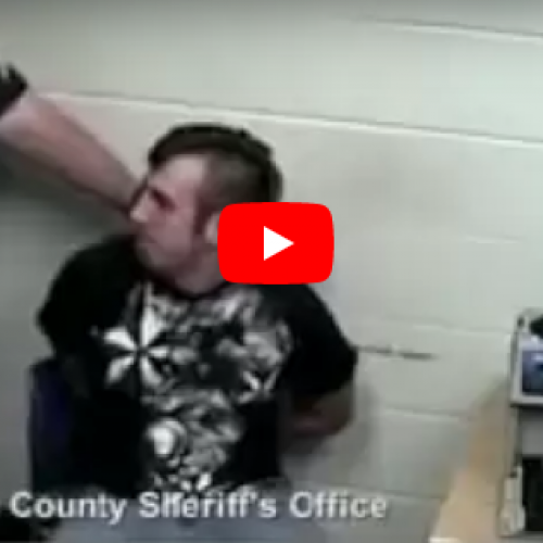 Florida Jail Officer Surrenders Law Enforcement Certificate After Slamming Mans Head Into Wall