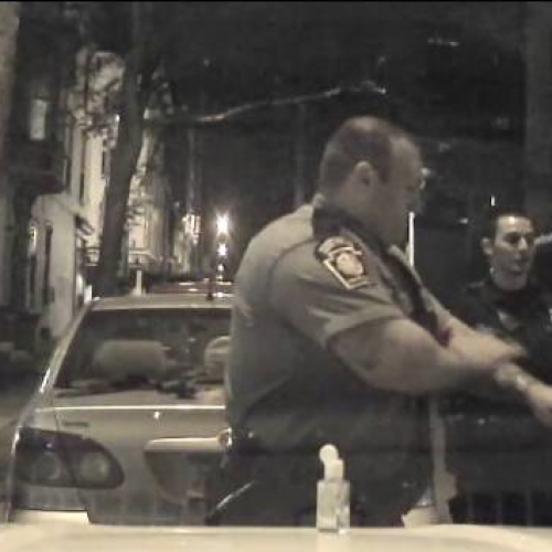 WATCH: Jury Quickly Convicts State Trooper Who Kicked Handcuffed Harrisburg Activist in the Face