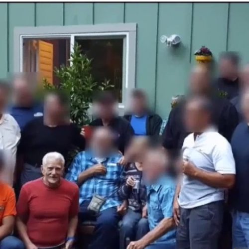 WATCH: Four California Deputies Fired for Partying With a Convicted Child Molester