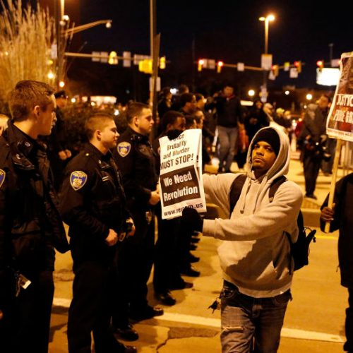 Baltimore Cops May Soon Be Liable for Payouts to Victims of Police Brutality