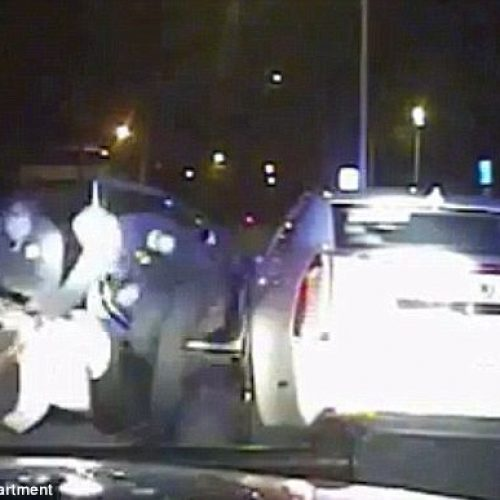 WATCH: Detroit-Area Cop Found Guilty in Beating and Choking of Unarmed Driver