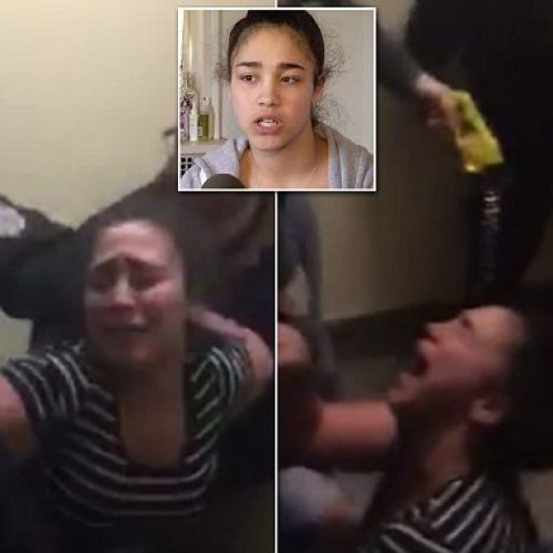 WATCH: Pregnant 17-Year-Old Girl Filmed Screaming in Pain After Being Tased by NYPD Cops For Resisting Arrest