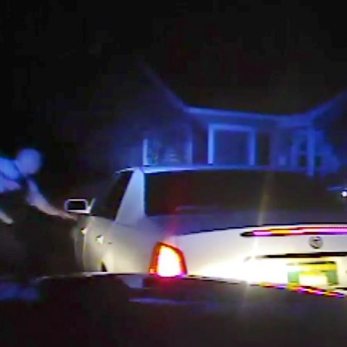 WATCH: South Carolina Constable Fires 8 Times, Hitting Motorist After Car Lurches Backward