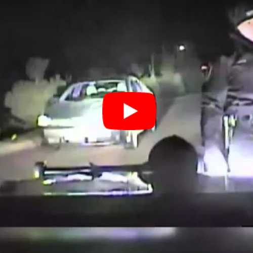 WATCH: Cops Let DWI Suspect Go After Finding Out Hes A Fellow Officer