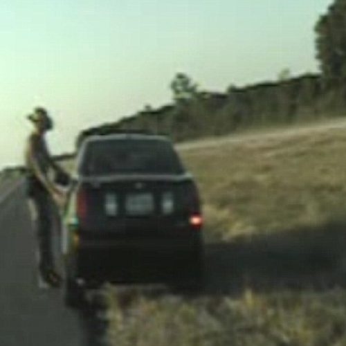Two Bikini-Clad Women Subjected to Body Cavity Search on the Side of Texas Highway