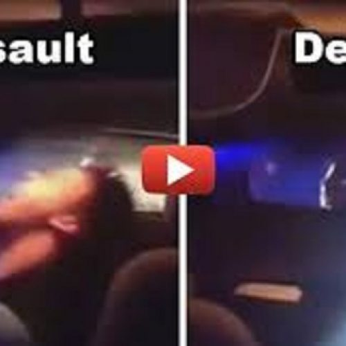 WATCH: Virginia Police Tased Teen and Then Tried to Delete Video