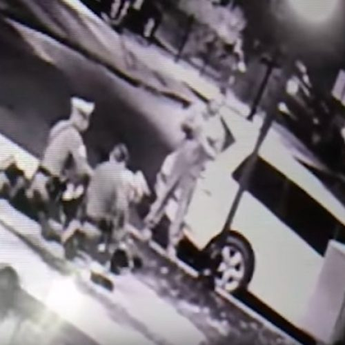 WATCH: Feds Looking Into 'Disturbing' Video of Cop Punching Man in Head 12 Times