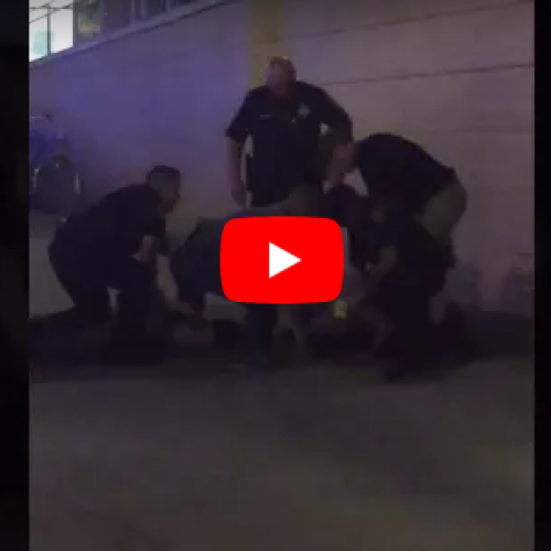 WATCH: Pittsburgh Cops Beat Unarmed Man Because They Were 'In Fear'