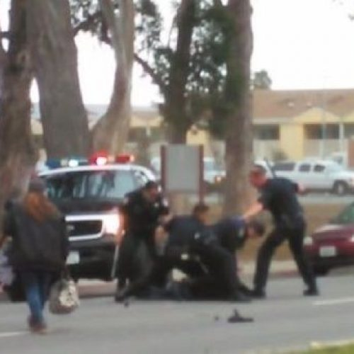 WATCH: Use of Force Questioned After Video of Salinas Police Beating Surfaces