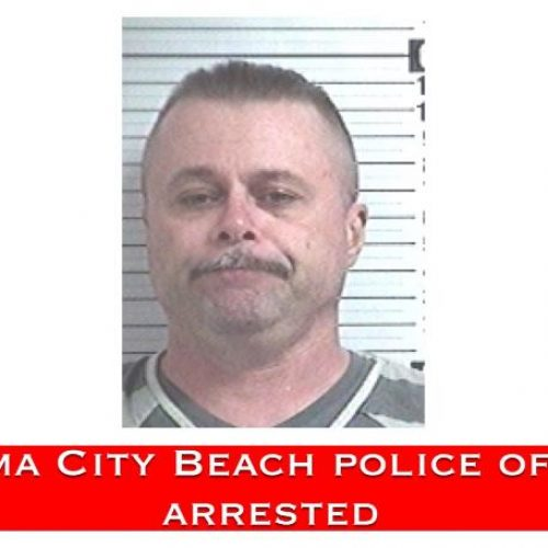 Panama City Beach Police Officer Arrested For Aggravated Assault With Firearm