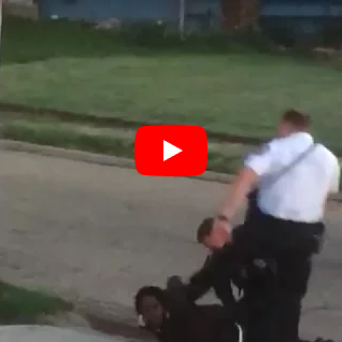 WATCH: Columbus Police Officer Who Stomped on Suspect Reinstated