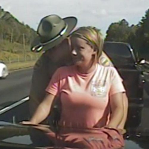 WATCH: Woman Says Cop Groped Her, Pulled Her Over Twice Just Hours Apart