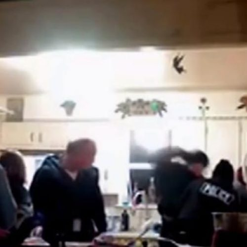 WATCH: Video Appears To Show Texas Deputy Punching Pregnant Woman
