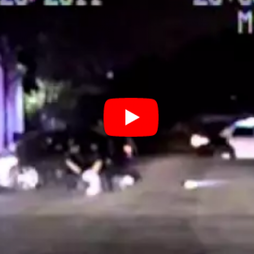 WATCH: Jury Awards $1 Million in Excessive-Force Lawsuit Against Austin Police