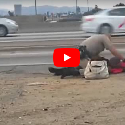 WATCH: Woman Gets $1.5M Settlement For Beating by California Highway Patrol Officer