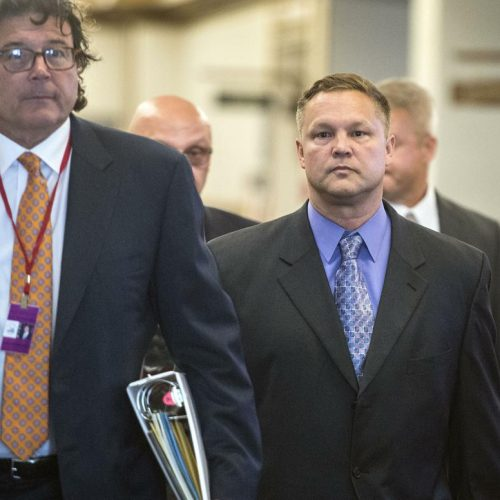 Jury Convicts Lincoln County Reserve Deputy of Second-Degree Manslaughter