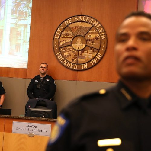 Law Enforcement Groups Gave $420,000 to DA Deciding Whether to Bring Charges Against Cops Who Killed Stephon Clark