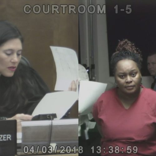 WATCH: Pregnant Miami-Dade Corrections Officer Accused of Pepper-Spraying, Hitting Husband