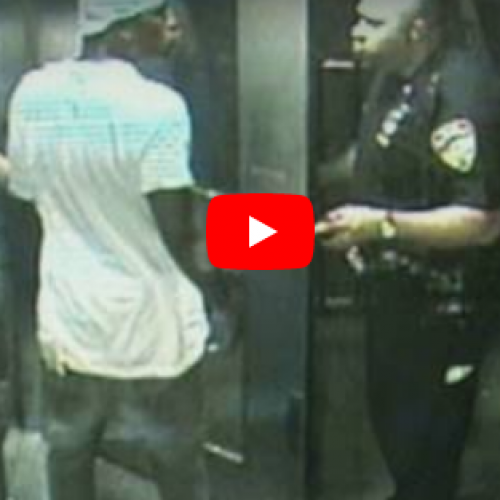 WATCH: NYPD Cop Caught on Tape Beating Iraqi Vet is Acquitted of All Charges