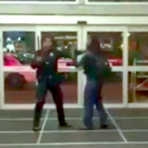 WATCH: Off-Duty Cop Beats Accused Shoplifter With Baton — But Man Paid For All His Items