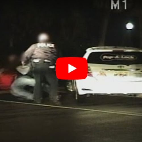 WATCH: St. Petersburg Police Officer Fired Over DUI Arrest Tactics