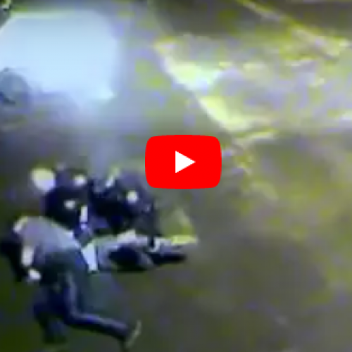 WATCH: Man Beaten, Shocked With Taser by Portland Police Awarded $562,000 by Jury