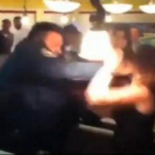 WATCH: Atlanta Cop Caught On Video Punching Woman