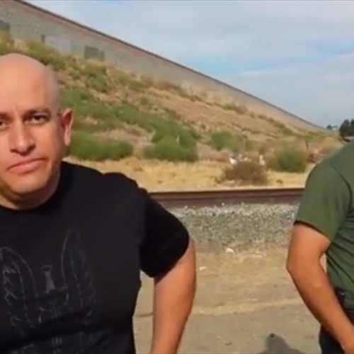 WATCH: Cops Grab California Man's ID and Camera For Filming Training Raid