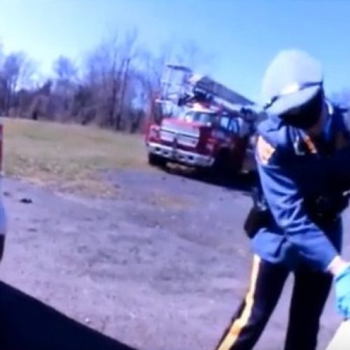 New Jersey Trooper Conducts Weed Search in Motorist's Crotch. Now The Driver Wants to Sue
