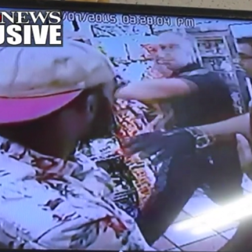 WATCH: NYPD Officers Beat Young Black Man Who Had His Hands Up Over Allegedly-Stolen Pizza