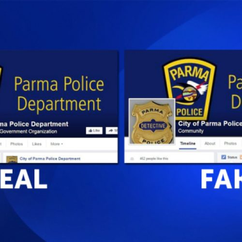 Judge Says First Amendment Covers Man Who Was Prosecuted For Parody Parma Police Facebook Page