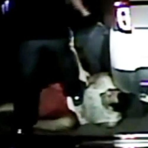 WATCH: Chicago Police Release Video of Cop Standing on Neck of Suspect Who Died During Arrest
