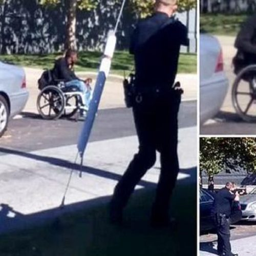 WATCH: No Charges For Wilmington Cops in Killing of Man in Wheelchair