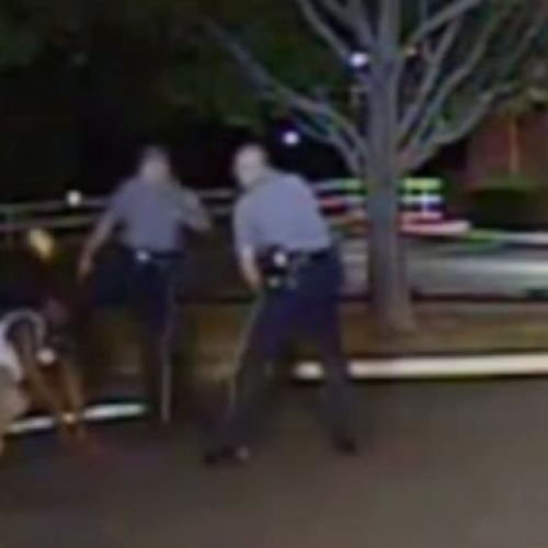 WATCH: Dash-Cam Footage Appears to Show Delaware Cop Kicking Suspect in the Face