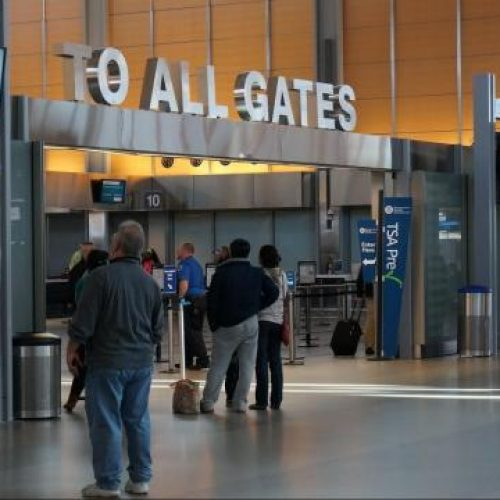 Drunk Raleigh Police Captain Caught With Gun At Raleigh-Durham Airport