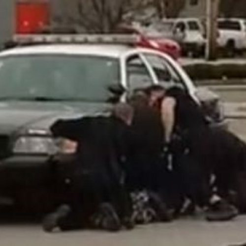 WATCH: Man Beaten by Indiana Police Files Lawsuit Claiming Muncie Officers Used Excessive Force