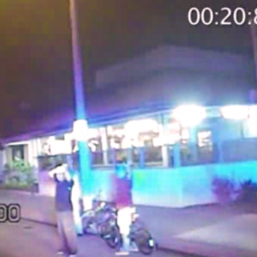 WATCH: Video of Fatal Calif. Police-Involved Shooting Released by Federal Judge