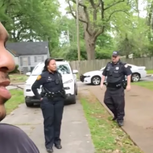 WATCH: White Woman Calls Cops on Black Real Estate Investor Inspecting House Next Door