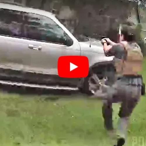 WATCH: Georgia Police Release Bodycam Video of Killing of Herbert Gilbert