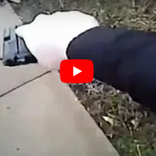 WATCH: Greensboro Body Cam Footage Shows Police Officer Killing Woman
