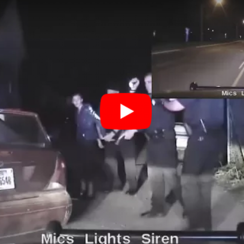 WATCH: Montana Police Officer Cleared in Shooting Death of Unarmed Man