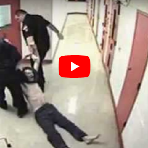 WATCH: Three Lake County Jail Guards Fired After Inmate's Death